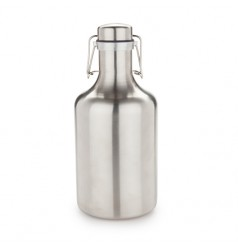 Flip Top Stainless Steel Growler