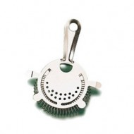 Bar Strainer, 4 Prong, Chome