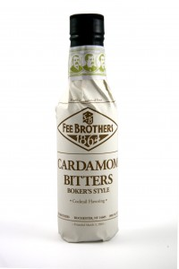 Fee Brothers Cardamom Bitters 4 oz