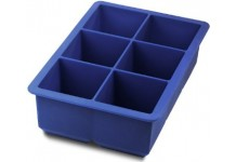 King Cube Ice Cube Tray Stratus Blue by Tovolo