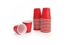 Lil Reds 2 Oz Mini Cups Pack of 20