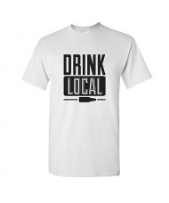Drink Local T Shirt