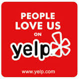 Find our reviews on Yelp!!